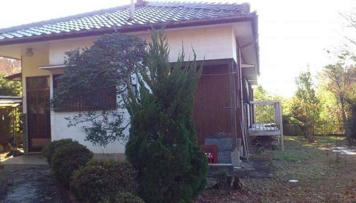 岐阜県Sさんのリフォーム前の外観