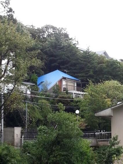 築40年中古住宅の屋根の修理とペンキ塗装